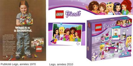 Publicité Lego, années 1970(1)